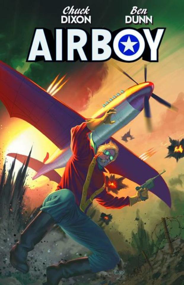 Airboy: Deadeye #1