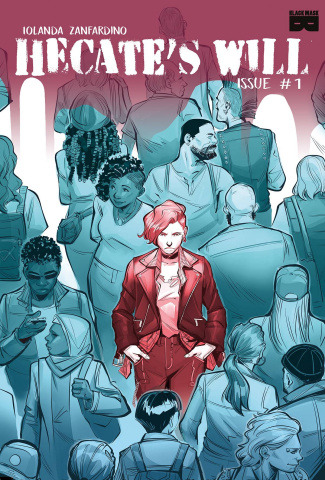 Hecate's Will #1 (Romboli Cover)
