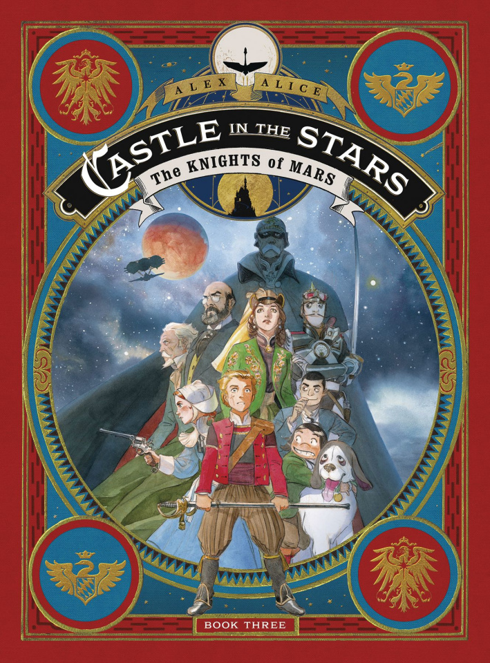 Castle in the Stars Vol. 3: The Knights of Mars