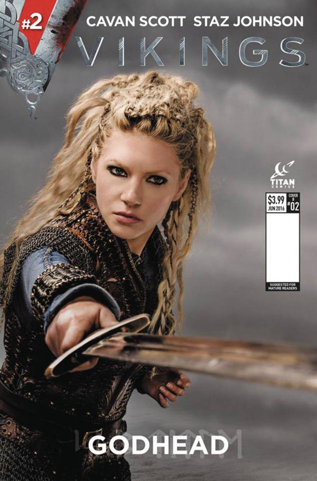 Vikings #2 (Photo Cover)