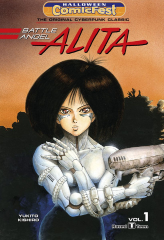 Battle Angel Alita / Sailor Moon (HCF 2017)