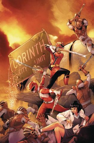 Mighty Morphin' Power Rangers #27