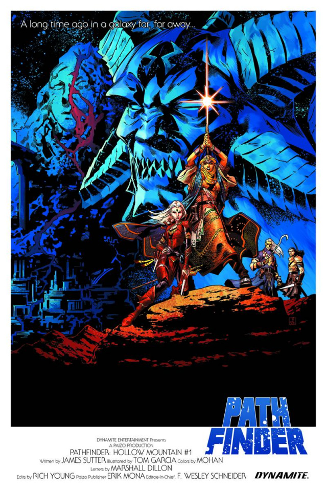 Pathfinder: Hollow Mountain #1 (Ultra Limited Cover)