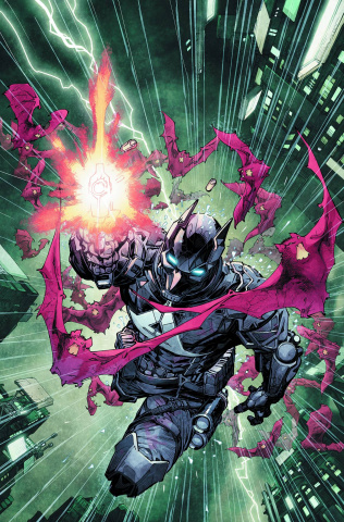 Batman: Arkham Knight #11