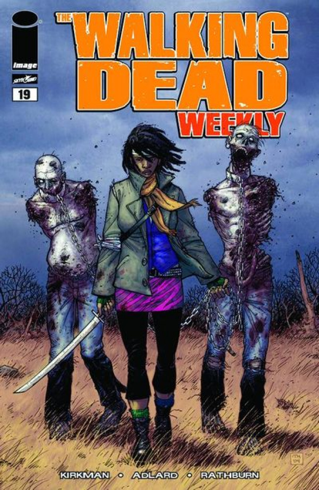 The Walking Dead Weekly #19