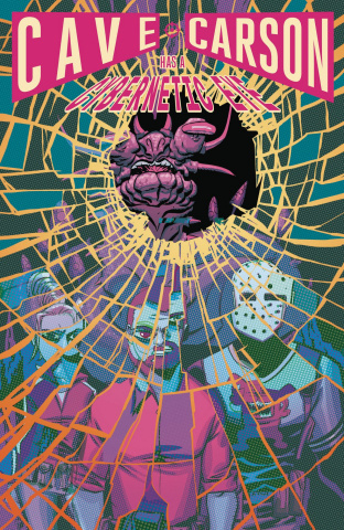 Cave Carson Has a Cybernetic Eye #6