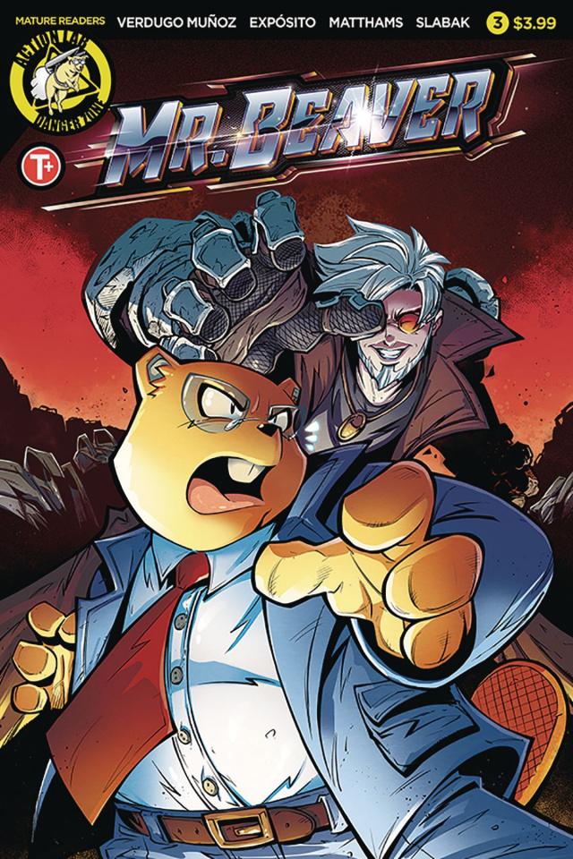 Mr. Beaver #3