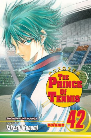 Prince of Tennis Vol. 42