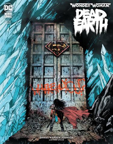 Wonder Woman: Dead Earth #3