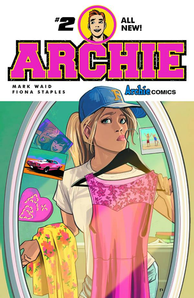 Archie #2 (Fiona Staples Cover)