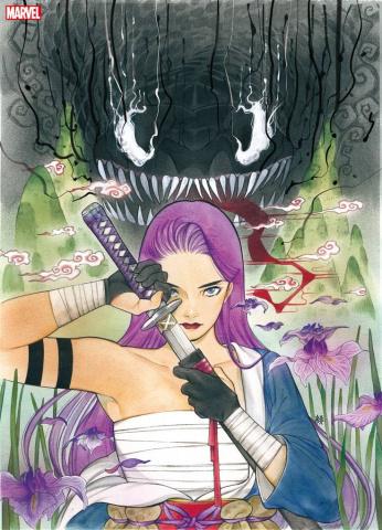Demon Days: X-Men #1 (Momoko Virgin Cover)