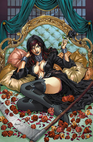 Grimm Fairy Tales: Grimm Tales of Terror #11 (Malsuni Cover)