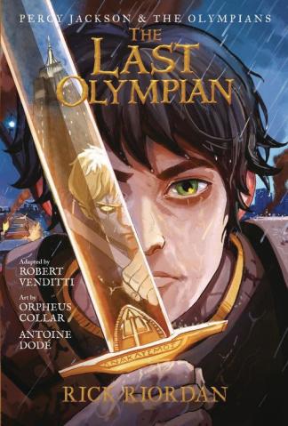Percy Jackson & The Olympians Vol. 5: The Last Olympian