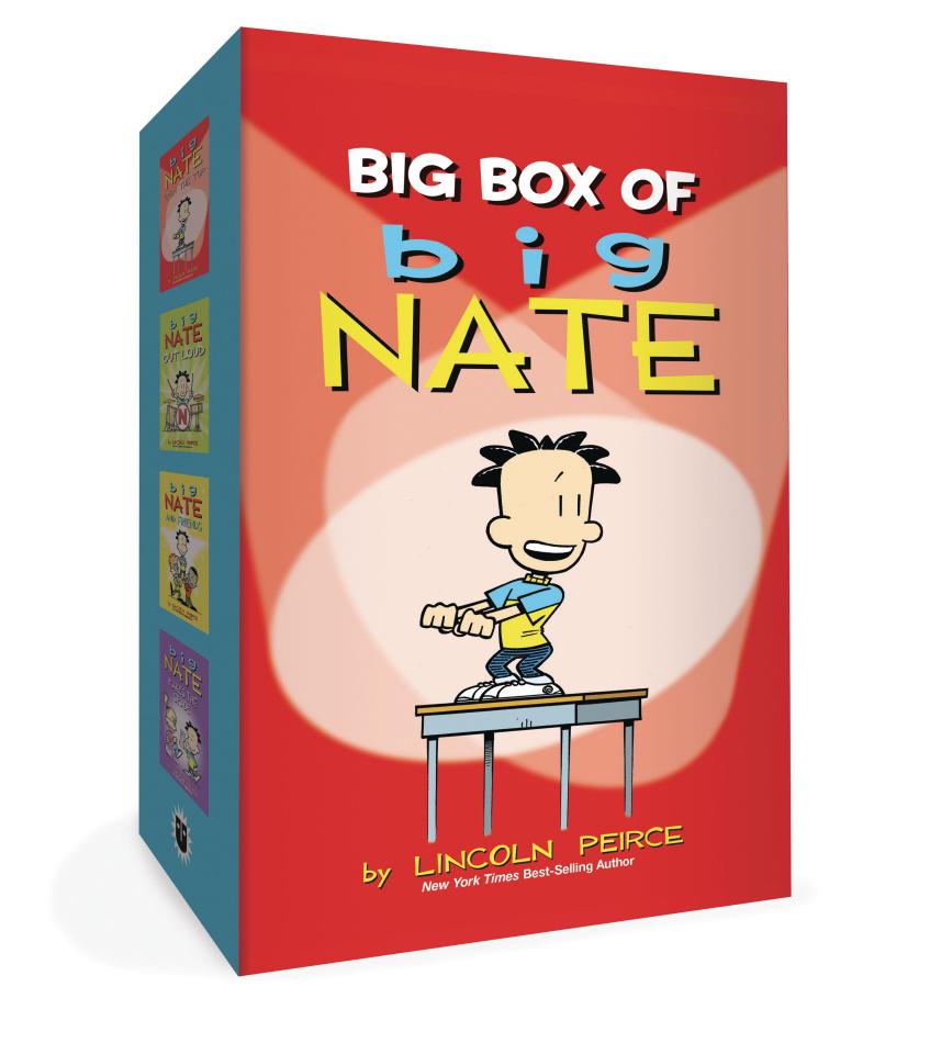 Big Box of Big Nate