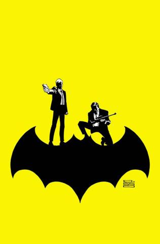 Batman '66 Meets The Man from U.N.C.L.E. #1 (Variant Cover)