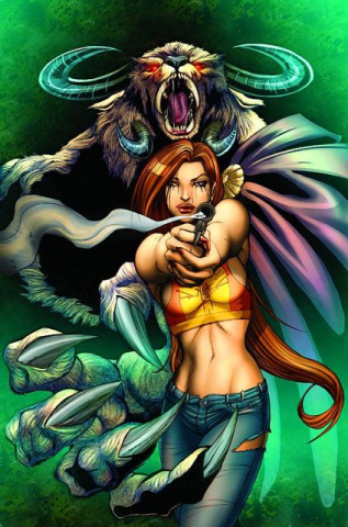 Grimm Fairy Tales: Myths & Legends #14 (Qualano Cover)