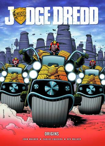 Judge Dredd: Origins