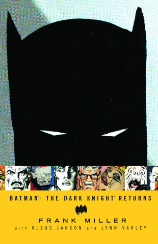 Batman Essentials: The Dark Knight Returns #1