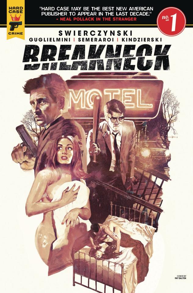 Breakneck #1 (Dalton Cover)