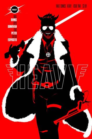 Heavy #2 (Daniel Cover)