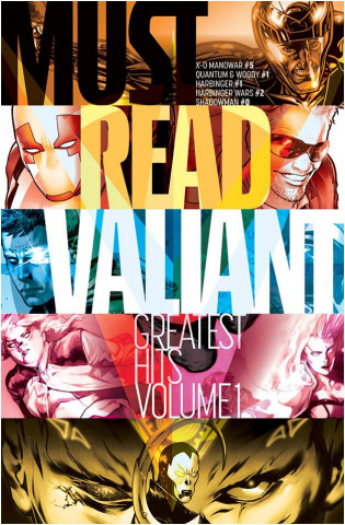 Must Read Valiant: Greatest Hits Vol. 1