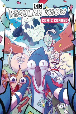 Regular Show Vol. 6: Comic Conned