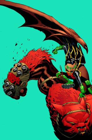 Robin: Son of Batman #10