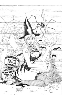 Grimm Fairy Tales Halloween Special 2016 (Salonga Cover)