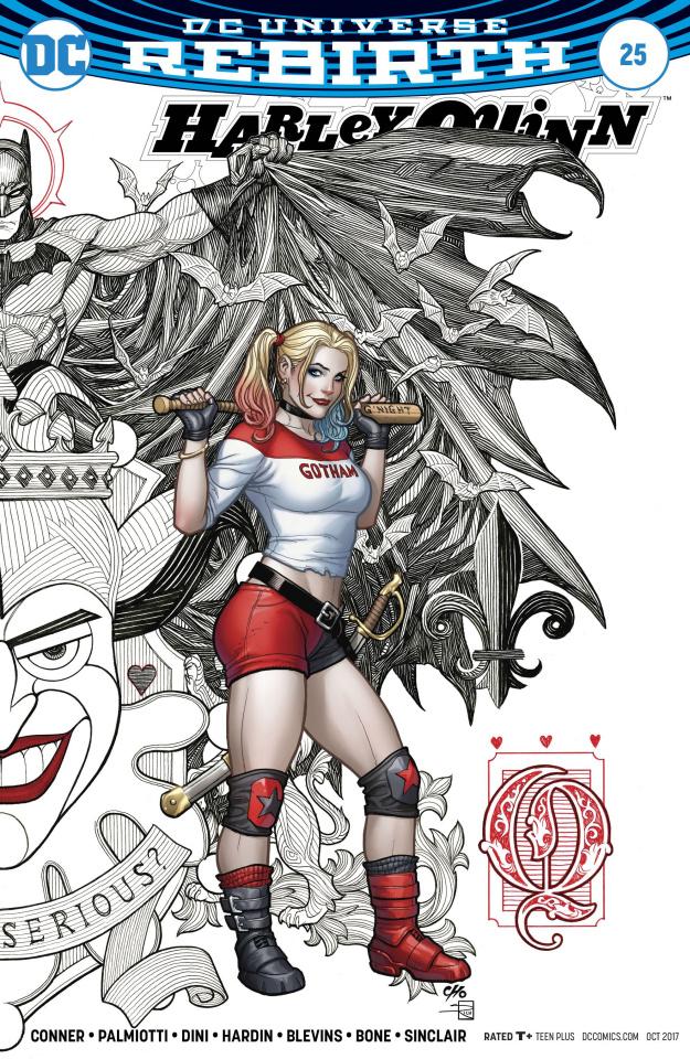 Harley Quinn #25 (Variant Cover)