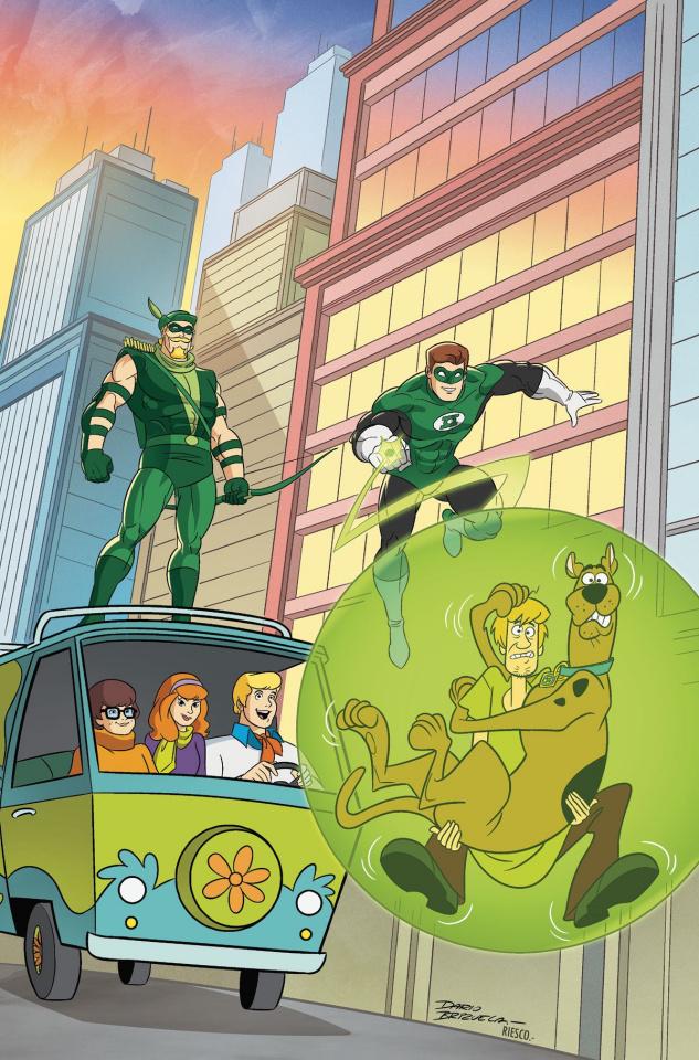 Scooby Doo Team-Up #25