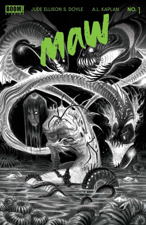 Maw #1 (Harding Cover)