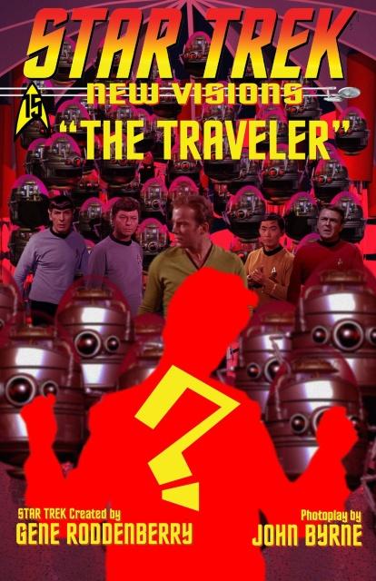 Star Trek: New Visions - The Traveler