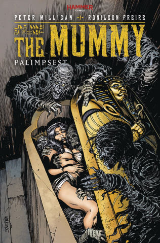 The Mummy #5 (Mandrake Cover)