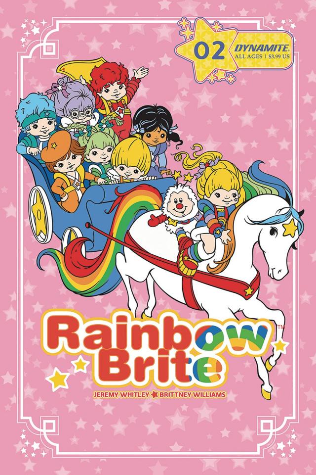 Rainbow Brite #2 (Classic Cover)