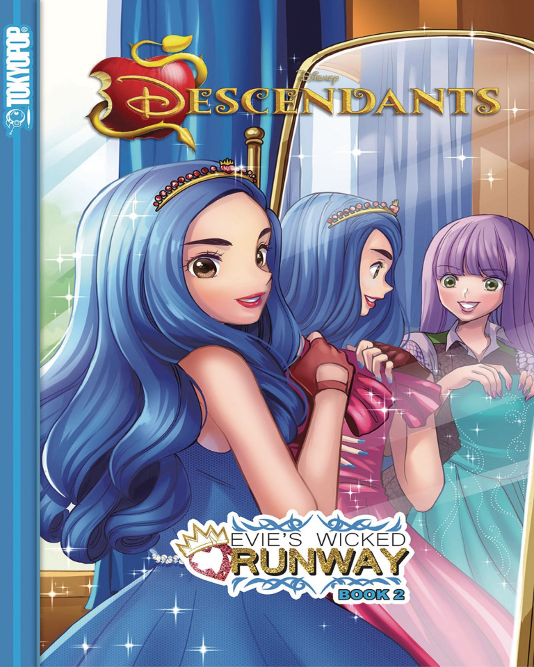 Descendants: Evie's Wicked Runway Vol. 2