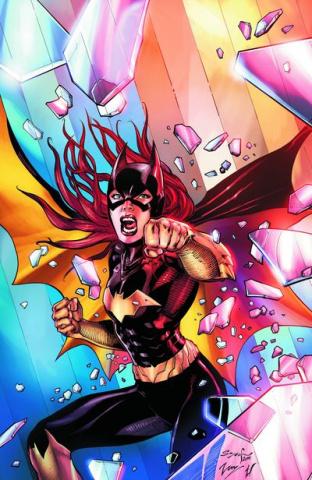 Batgirl #10