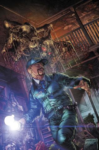 Spirit Hunters #7 (Tolibao Cover)