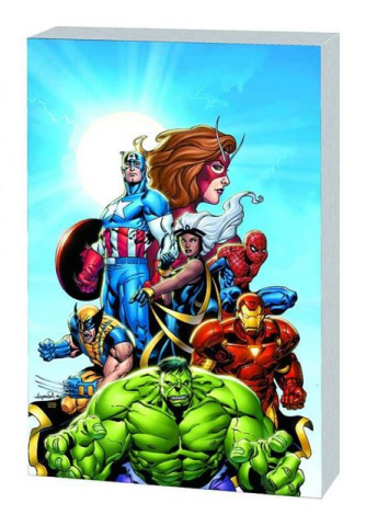 Marvel Adventures: The Avengers United