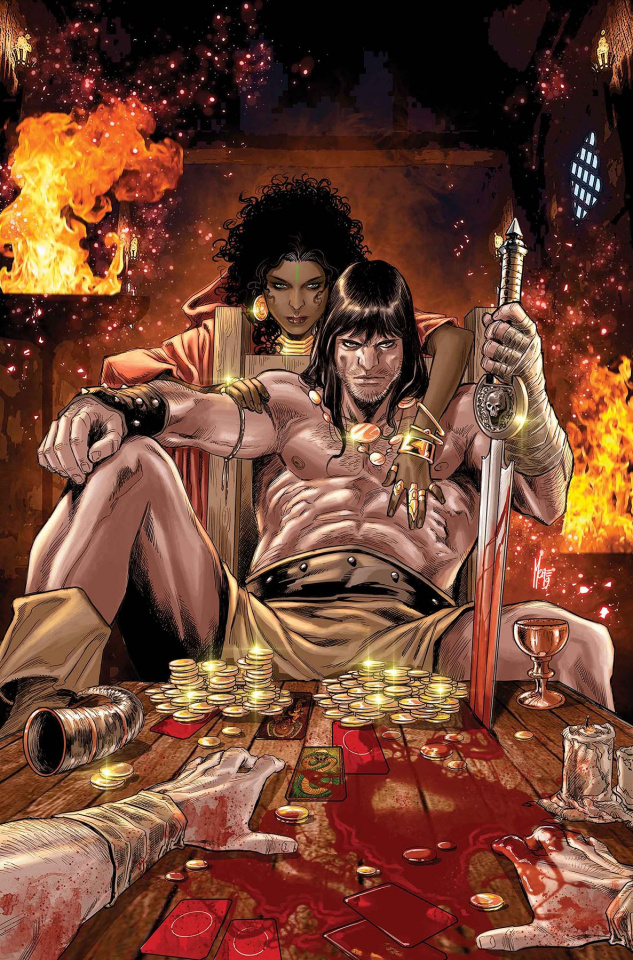 The Savage Sword of Conan #7