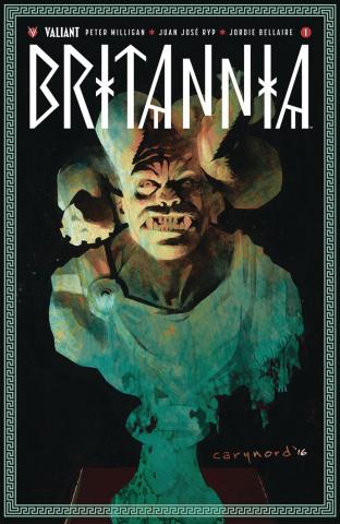 Britannia #3 (2nd Printing)
