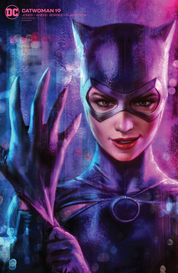 Catwoman #19 (Card Stock Cover)
