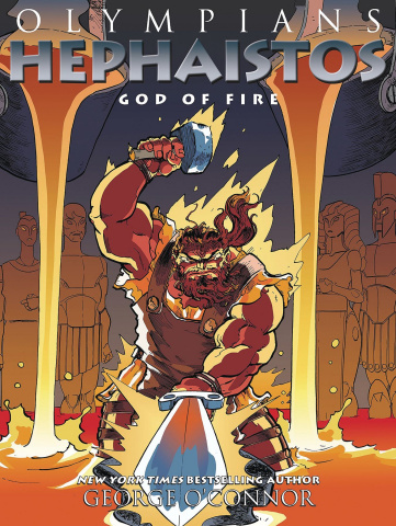 Olympians Vol. 11: Hephaistos, God of Fire