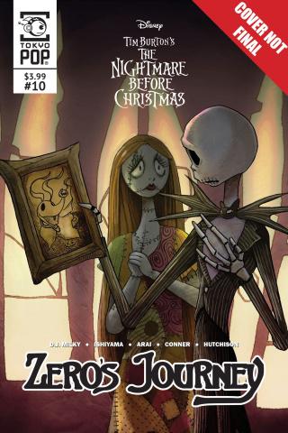 The Nightmare Before Christmas: Zero's Journey #10