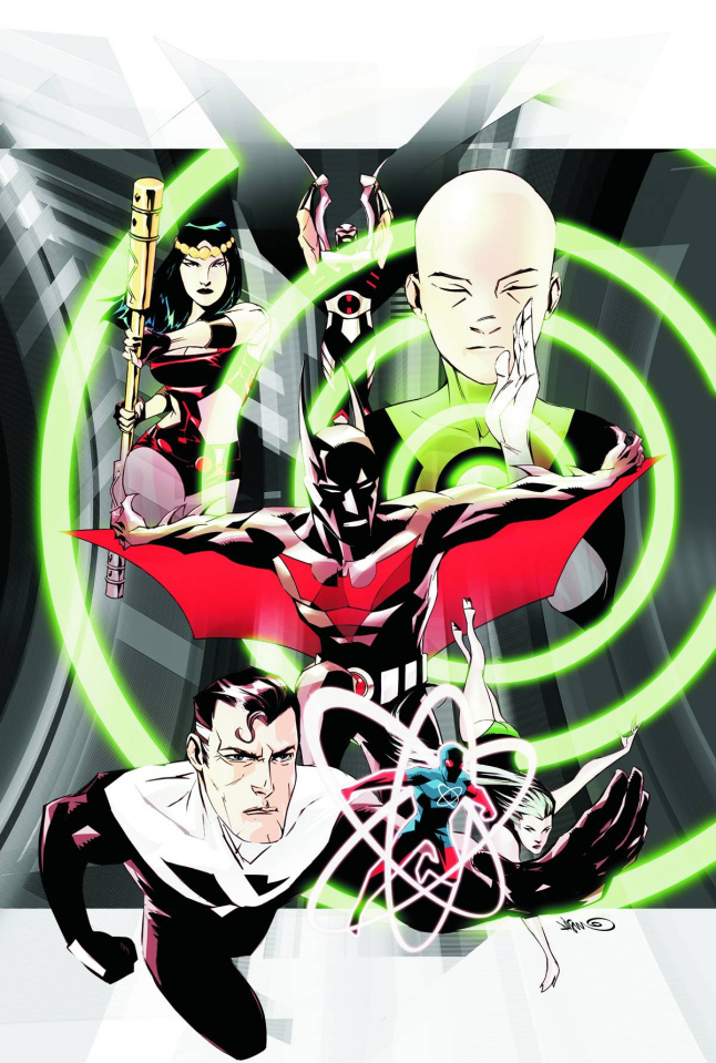 Justice League: Beyond Konstriction