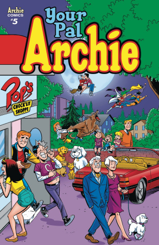 All-New Classic Archie: Your Pal Archie! #5 (McClaine Cover)