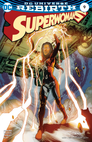 Superwoman #9 (Variant Cover)