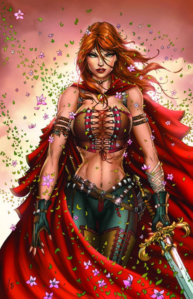 Grimm Fairy Tales: Grimm Universe #5 (Tyndall Cover)