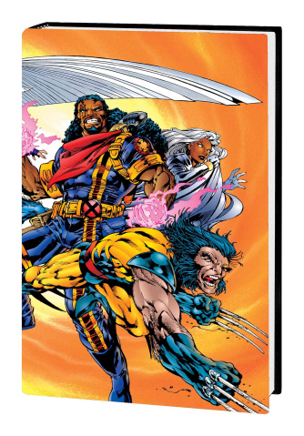 X-Men: Age of Apocalypse (Omnibus Hitch Cover)