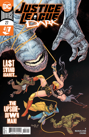 Justice League Dark #27 (Yanick Paquette Cover)