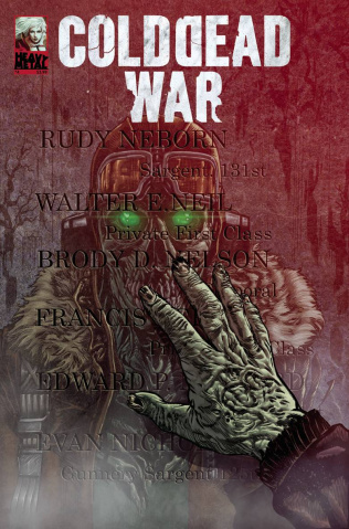 Cold Dead War #4